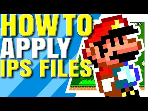 How To Patch Rom Hacks - FLIPS Tutorial  Brutal Mario 