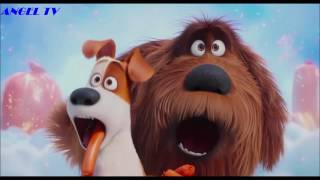 Max and Duke Sausage Party - The Secret Life Of Pets - Angel TV 🎥