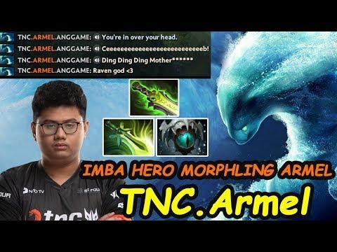TNC Armel - [Templar Assassin] Top1 MMR Insane Damage vs