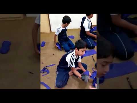 Shoe Making with felt Class 5B