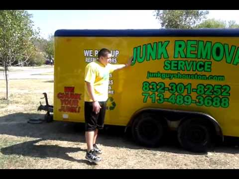 How much does junk removal service cost at your home / dfwjunkguys.com