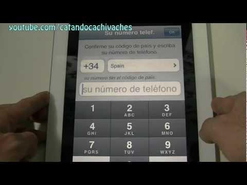 Whatsapp en iPAD 2 ( también para ipad e ipod touch )