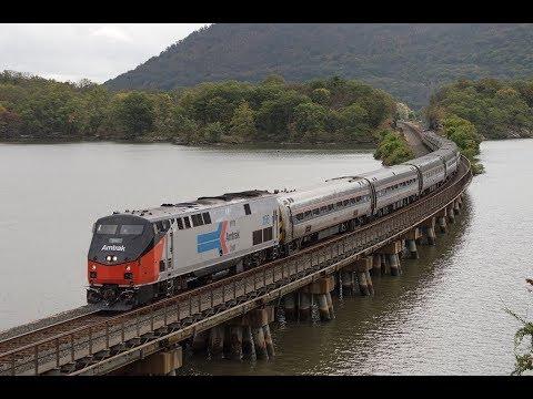 The 2017 Amtrak Autumn Express Chase