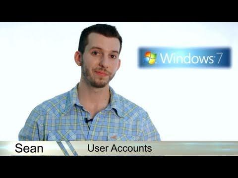 Learn Windows 7 - User Accounts
