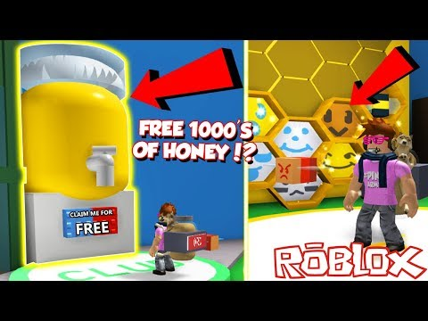 (Omg) HOW TO GET FREE THOUSANDS OF HONEY AND FREE ROYAL JELLY IN Roblox Bee Swarm Simulator!