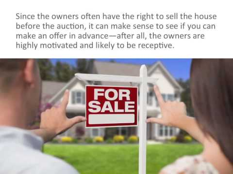 Ontario Mortgage Broker reveals 3 Tips for Buying a Foreclosure