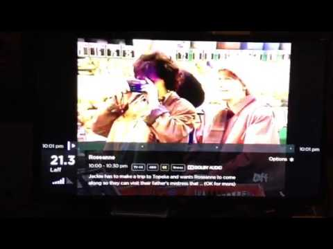 All of My Over The Air Channels using My TCL Roku Tv and Mohu Leaf Antenna