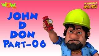 John The Don - Motu Patlu Compilation - Part 6 As seen on Nickelodeon As seen on Nickelodeon
