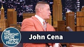 John Cena Has a Trick to Remember WrestleMania