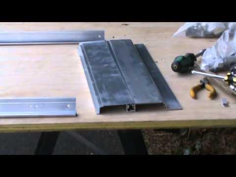 Elite Self-Build Video - Door Frame Assembly