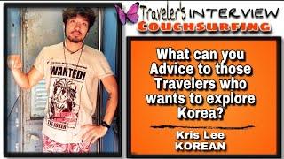 Korean Couchsurfing Experience Kris Lee   Fiona Solis