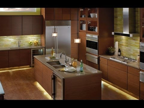 Kitchen Under Cabinet Lighting Options - Countertop Lighting Ideas - Kitchen Lighting - Lamps Plus