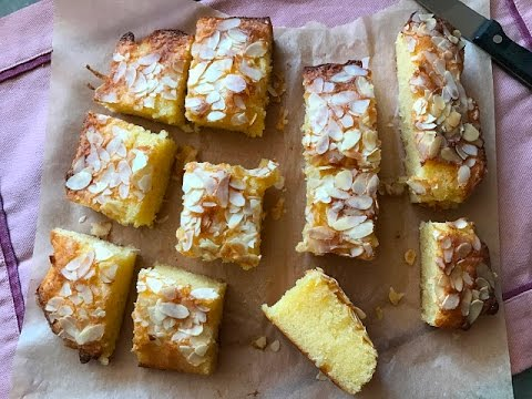 Blondies Recipe - Episode 315 - Baking with Eda