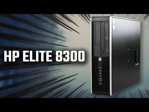 HP Elite 8300 (Off-Lease) - PB Tech Hands On