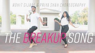 The Breakup Song | Ae Dil Hai Mushkil | Rohit Gijare & Priya Shah Choreography | Dance