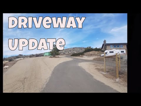 New Driveway Update With Linda's Pantry