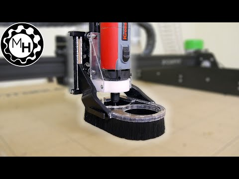 How To Make The Ultimate CNC Dust Shoe