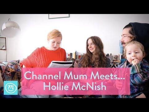 Channel Mum Meets ... Hollie McNish