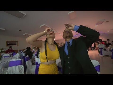 a Khmerican Wedding Reception - Tony and Thyda's Wedding