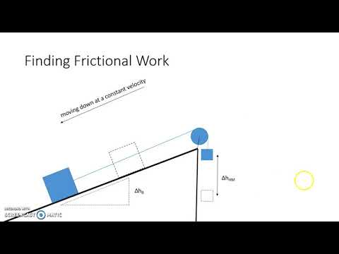Work and Energy Theorem Part II