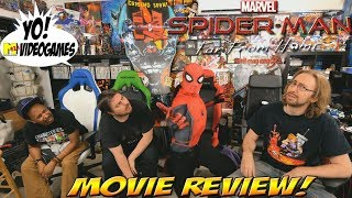 Download Spiderman: Far From Home! - Yogames Movie Review Video