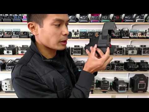 Polaroid 600 Camera Tips