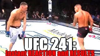 Download UFC 241 (Nate Diaz vs Anthony Pettis): Reaction and Results Video