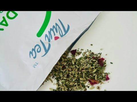 I gave weight loss tea a second chance... Thintea Detox Tea Review🍵