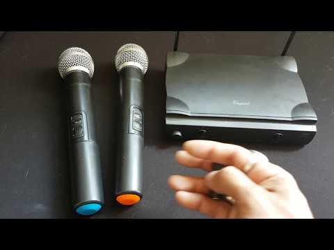como ligar um karaoke ou microfone no computador, notebook, home theater ou televisao