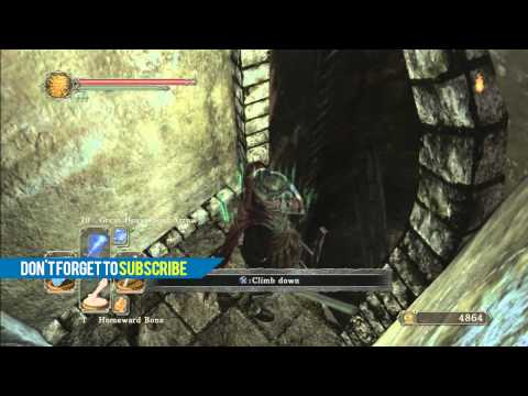 Dark Souls 2: Soul Vortex, Great Lightning Spear, WitchTree Branch & Belvine Location