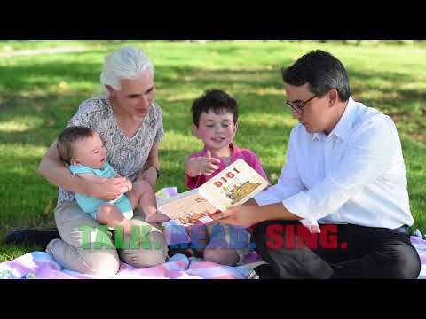 Talk, Read, Sing. It changes everything! Featuring Dr. Jose Morales.