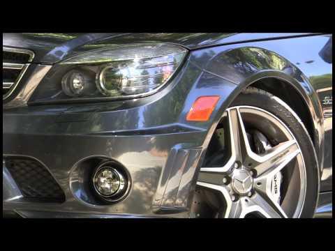 2010 Mercedes-Benz C63 AMG Review