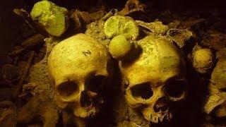 ASMR - Catacombs of Paris
