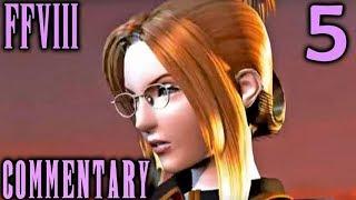 Final Fantasy VIII Walkthrough Part 5 - X-ATM092 Escape & SeeD Exam Results