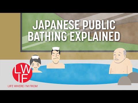 Why Japanese Love Bathing in Onsens (Hot Springs)