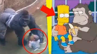 5 Craziest Things That Have Ever Happened On The Simpsons!