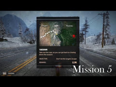 Road Redemption (Road Rash) Gameplay Mission 5