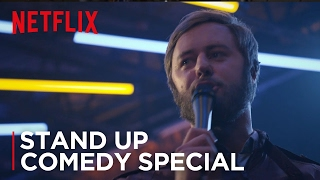 Rory Scovel Tries Stand-Up For The First Time | Official Trailer [HD] | Netflix