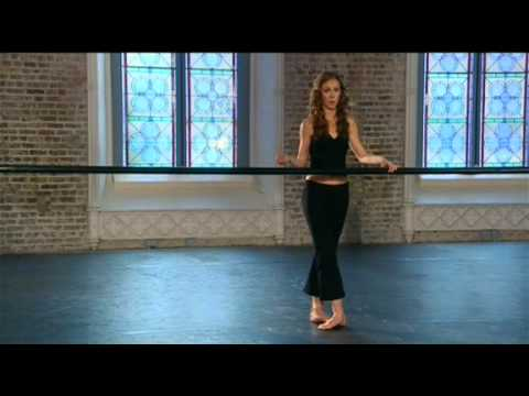 Jean Butler's Irish Dance MasterClass Lesson Part1