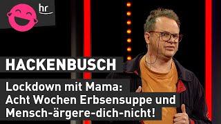 Hackenbusch - Windeln als neuer Schritt in die Unabhängigkeit I hr Comedy Marathon