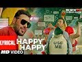 Happy Happy Lyrical Video Blackmail Irrfan Khan Badshah Aastha Gill mp3