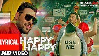 Happy Happy Lyrical Video | Blackmail | Irrfan Khan | Badshah | Aastha Gill