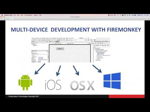 Building Mobile Apps for iOS and Android from One Codebase with Delphi