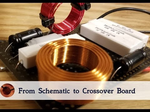 How to Design a Crossover Board from a Schematic