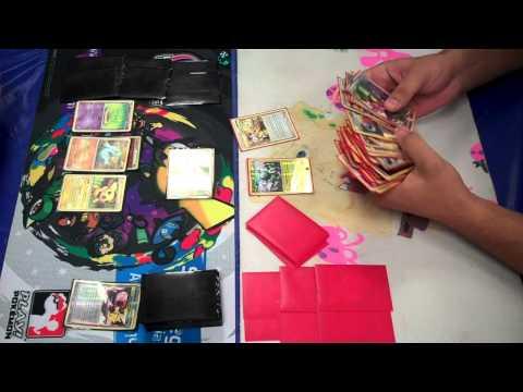 Pokemon Card Match: 2011 World Championship Decks Part 1