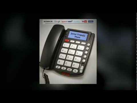 Australia's Senior Friendly Phone.