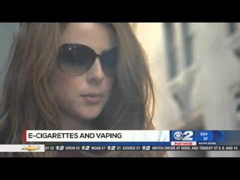 Vaping versus Smoking