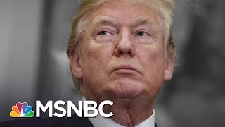 Calls For Donald Trump To Resign Over Sexual Misconduct Claims | The 11th Hour | MSNBC
