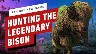 Far Cry: New Dawn - We Hunt a Legendary Bison! - IGN Plays Live
