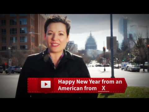 USCIS Happy New Year 2017 Video Project